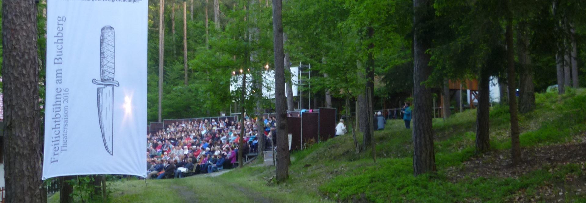 Freilichtbühne am Buchberg